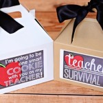 Back To School Teacher Gift Boxes
