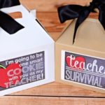 Back To School Teacher Gift Boxes For $5.49