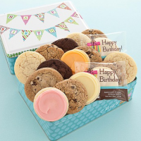 Birthday Cookie Tin For $17.49