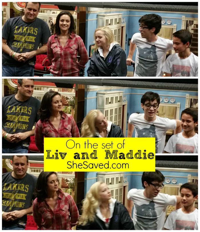 Liv and Maddie Set