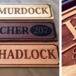 Personalized House Signs For $24.50