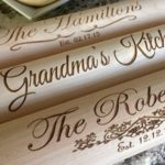 Personalized Rolling Pins For $19.99