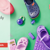 HUGE sale on CROCS: Up to 60% Off!
