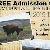 4th Graders Get FREE National Park Admission this Year!