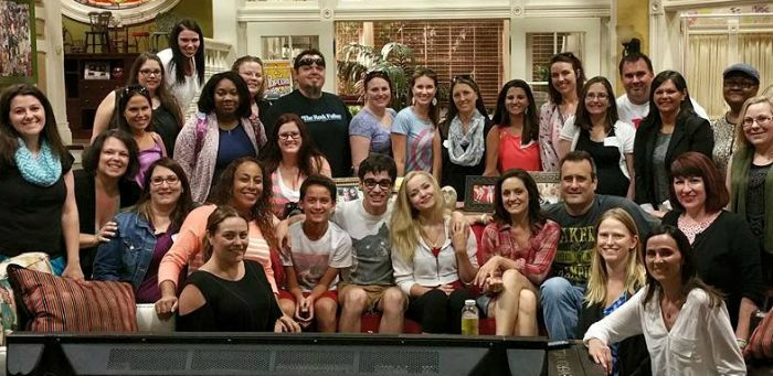Set of Liv and Maddie