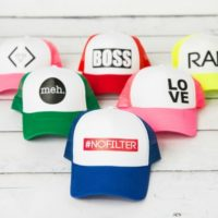 Trucker Hats For $9.95 Shipped