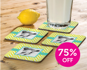Photo Coasters $4.99 For A Set Of 4