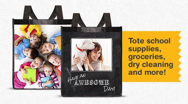 Walgreens Photo Save 75% Off Reusable Shopping Bags