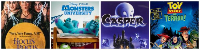 Make sure to save this awesome ABC Family Movie lineup for your fall Halloween family movie time!