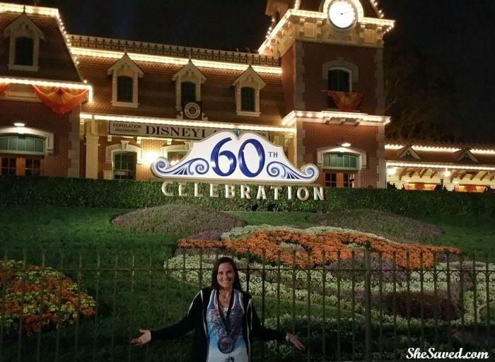 The Disneyland 60th Celebration is amazing!