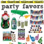 Football Party Favor Ideas