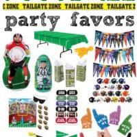 Football Party Favor Ideas
