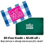 FREE $5 Credit + $5 OFF = $100 Bath & Body Works Gift Card for $72.40 + MORE!