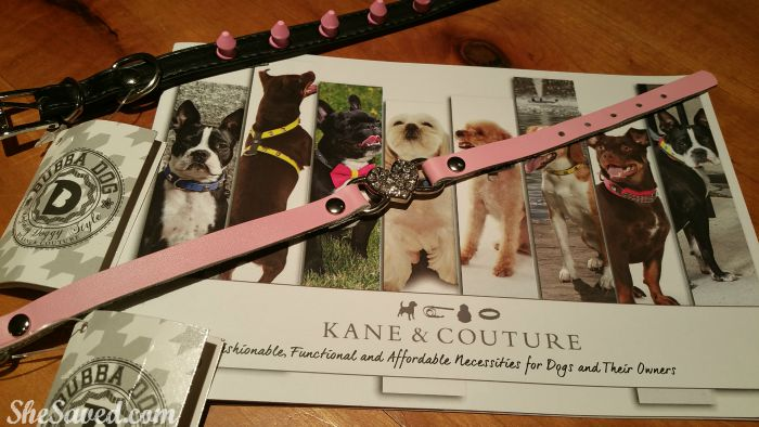 Kane & Couture makes the most wonderful accessories for your furry friends!