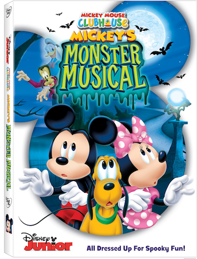Mickey Mouse Monster Musical