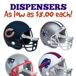 NFL Football Helmet Tape Dispensers: Starting at $8.00 Each