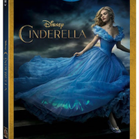 CINDERELLA Blu-ray Combo Pack Available Now!