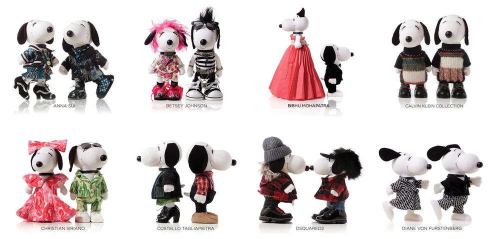 Snoopy & Belle in Paris