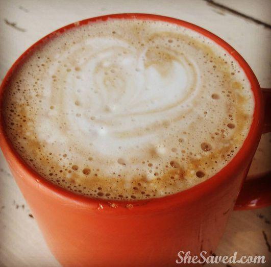 Shuga in my coffee