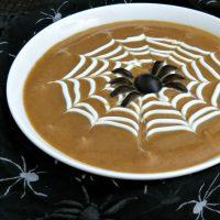 Halloween Dish: Spooky Spiderweb Soup