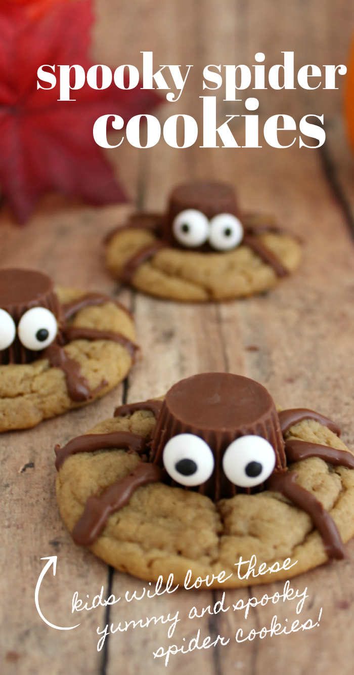 Spider Cookie Recipe