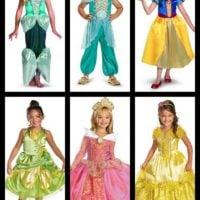 Disney Princess Costumes for Kids