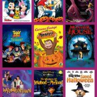Fun HALLOWEEN Movies for Kids