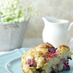 Homemade Berry Scones Recipe