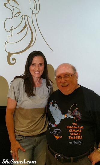 Meeting Eric Goldberg