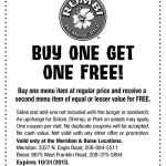 Rumbi Island Grill Coupon: Buy One Entree Get One FREE (Boise Residents)