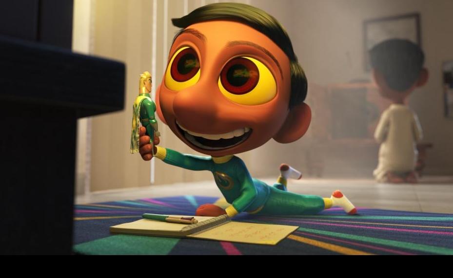 Disney/Pixar's THE GOOD DINOSAUR Trailer & SANJAY'S SUPER TEAM Clip