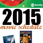 2015 ABC 25 Days of Christmas Movie Schedule