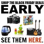 Black Friday Deals Early