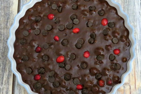 Looking for a wonderful holiday dessert? Check out my Chocolate Cranberry Brownie recipe ... it's amazing!!