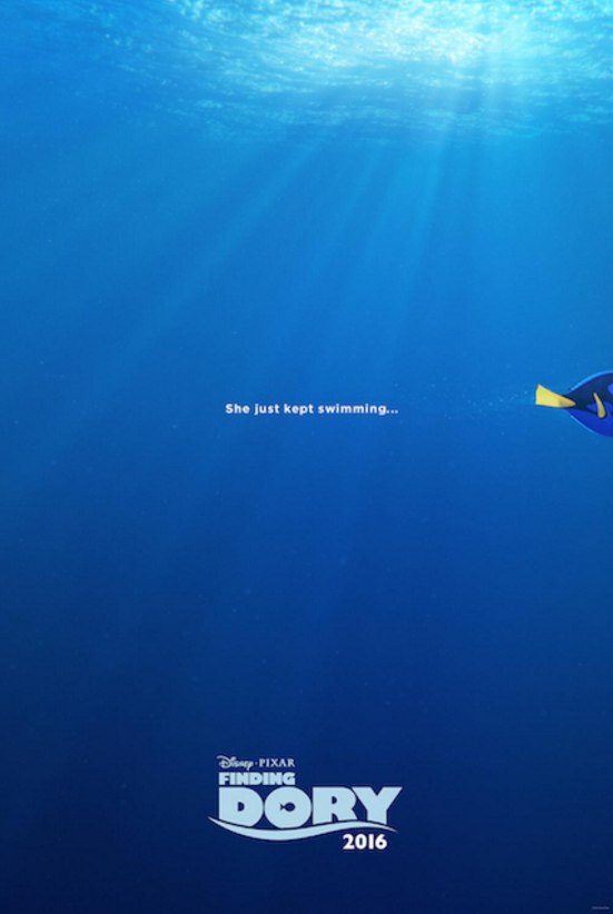 We're so excited for this movie! Take a look at the adorable new FINDING DORY teaser trailer that will have you laughing! In theaters June 2017.