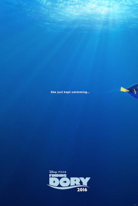 Adorable New FINDING DORY Teaser Trailer
