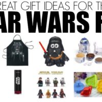 Holiday Shopping: Gift Ideas for the Star Wars fan on Your List