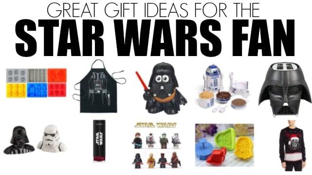 Gift Ideas for the Star Wars Fan