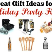 Holiday Shopping: Gift Ideas for the Holiday Party Host