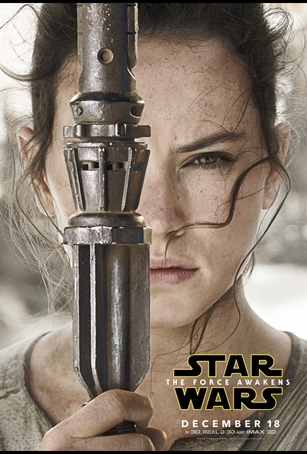 #StarWars #TheForceAwakens New STAR WARS: THE FORCE AWAKENS Character Posters