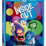 INSIDE OUT Blu-Ray and DVD Available TODAY!!