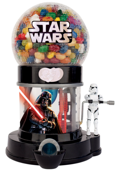 The Star Wars Bean Machine is a GREAT gift idea!