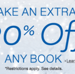 Christmas Book Deals On Amazon + 30% Off ANY Book!