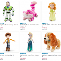 BIG Cyber Monday Deals at The Disney Store