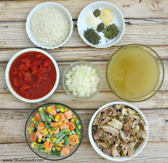 Use your Thanksgiving leftovers to make this easy Turkey Soup!