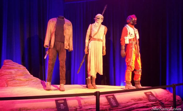Force Awakens Costumes