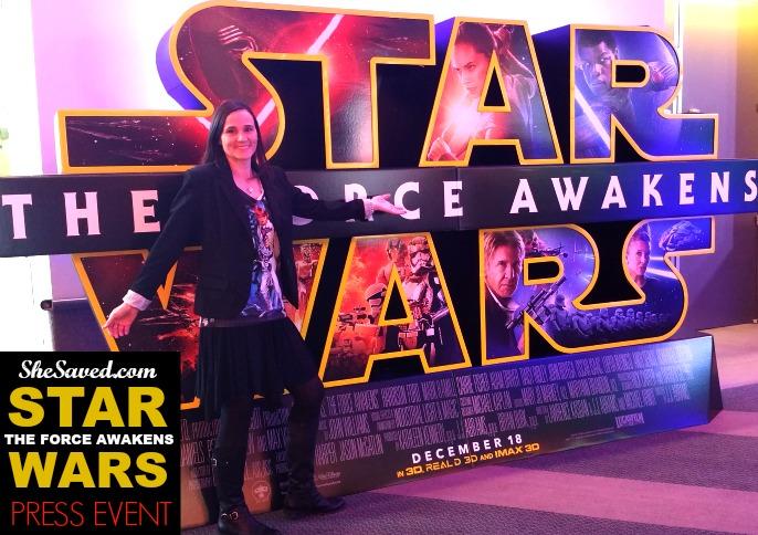STAR WARS Press Event 2
