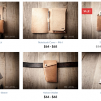 2015 She Saved Gift Pick #2: Mr. Lentz Handmade Leather Products