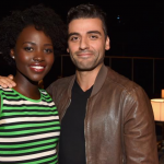 Exclusive Oscar Isaac & Lupita Nyong'o Interview: STAR WARS: THE FORCE AWAKENS #StarWarsEvent
