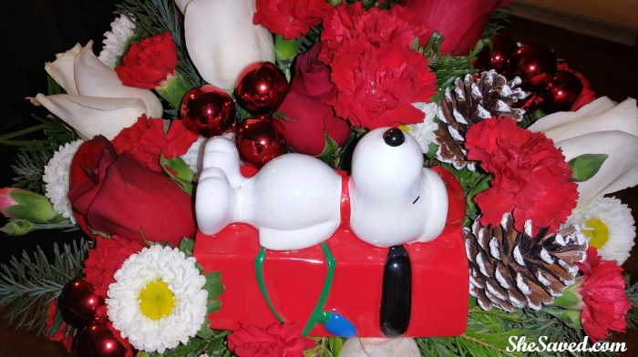 Snoopy Bouquet